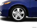 2012 Acura TSX Front Drivers side wheel at profile