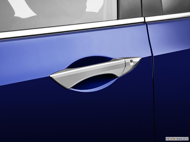 2012 Acura TSX Drivers Side Door handle