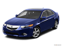 2012 Acura TSX Front angle view