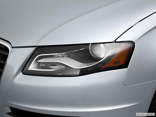 2012 Audi A4 Drivers Side Headlight