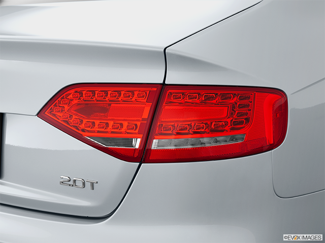 2012 Audi A4 Passenger Side Taillight