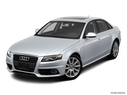 2012 Audi A4 Front angle view