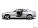 2012 Audi A5 Driver's side profile with drivers side door open