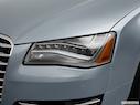 2012 Audi A8 Drivers Side Headlight
