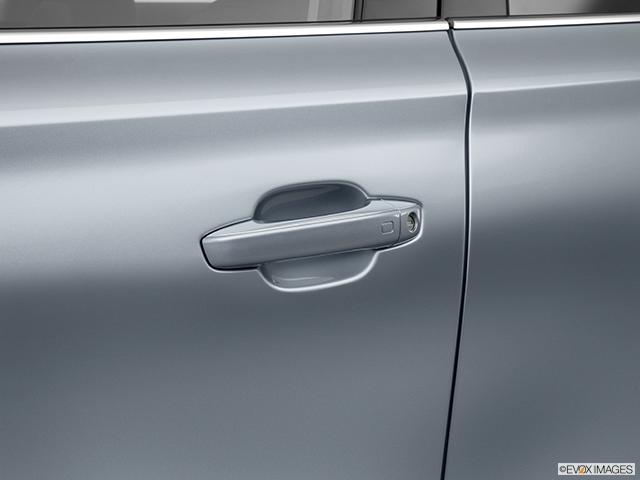 2012 Audi A8 Drivers Side Door handle