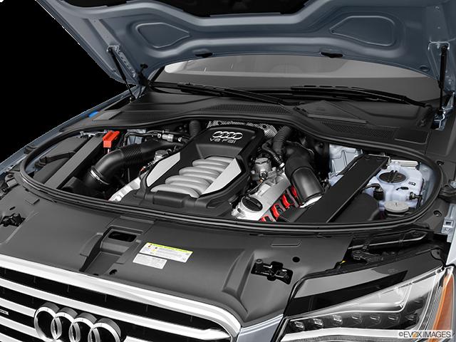 2012 Audi A8 Engine