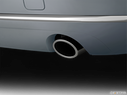 2012 Audi A8 Chrome tip exhaust pipe