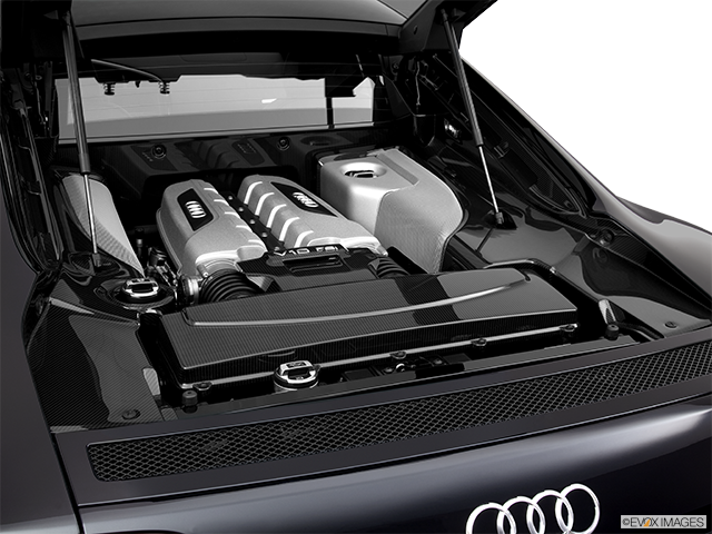 2012 Audi R8 Engine