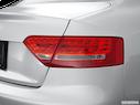 2012 Audi S5 Passenger Side Taillight
