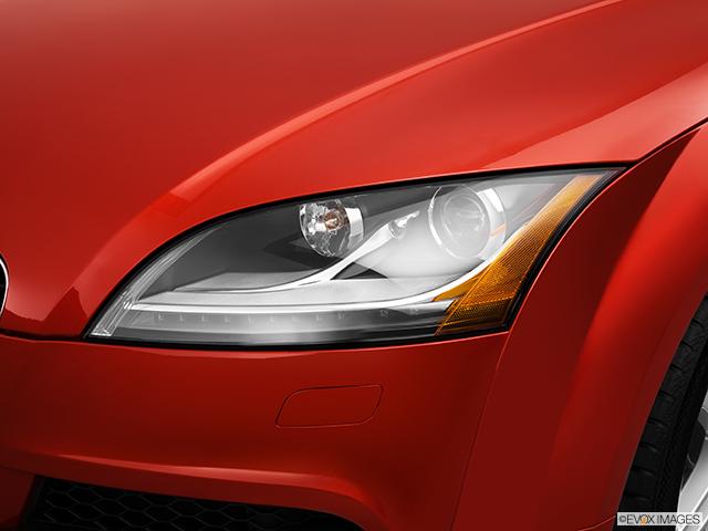 2012 Audi TTS Drivers Side Headlight