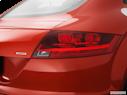 2012 Audi TTS Passenger Side Taillight
