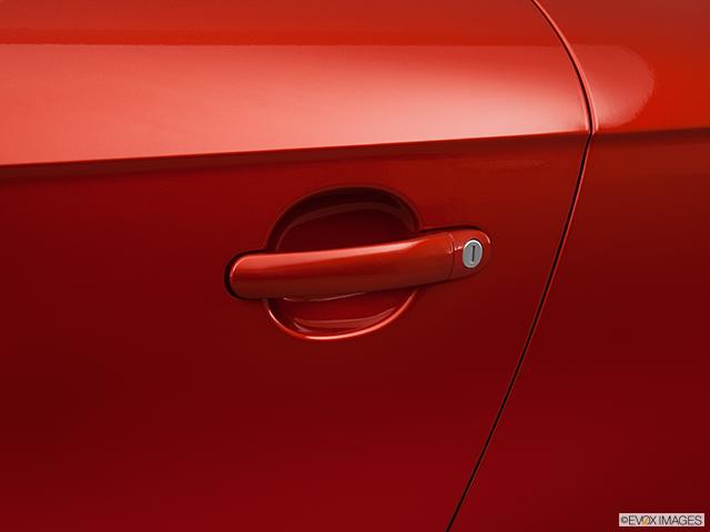 2012 Audi TTS Drivers Side Door handle