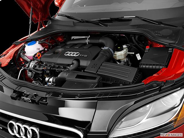 2012 Audi TTS Engine