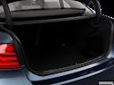 2012 BMW 3 Series Trunk open