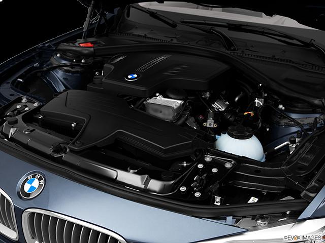 2012 BMW 3 Series Engine