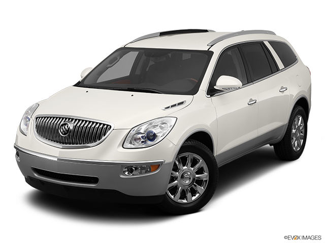2012 Buick Enclave Front angle view