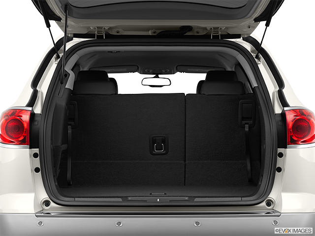 2012 Buick Enclave Trunk open