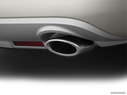 2012 Buick Enclave Chrome tip exhaust pipe