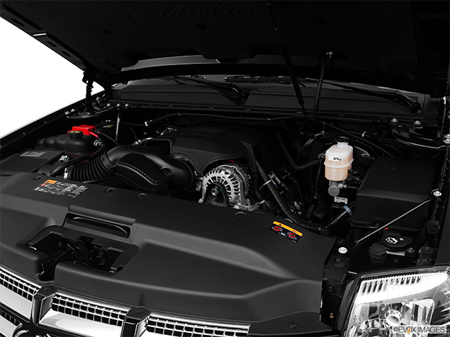 2012 Cadillac Escalade EXT Engine