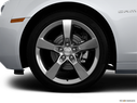 2012 Chevrolet Camaro Front Drivers side wheel at profile