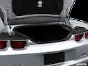 2012 Chevrolet Camaro Trunk open