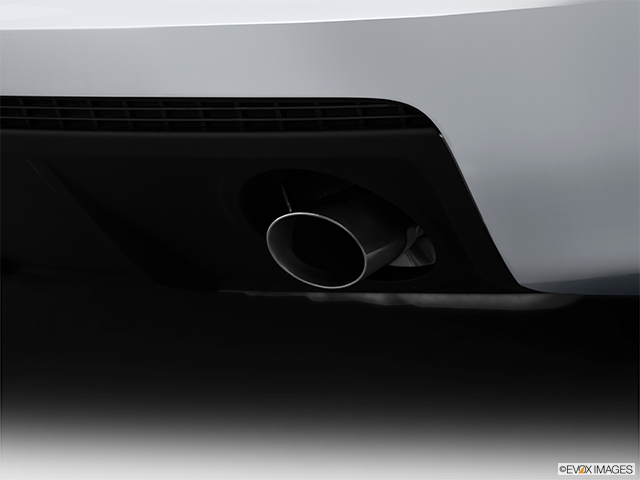 2012 Chevrolet Camaro Chrome tip exhaust pipe