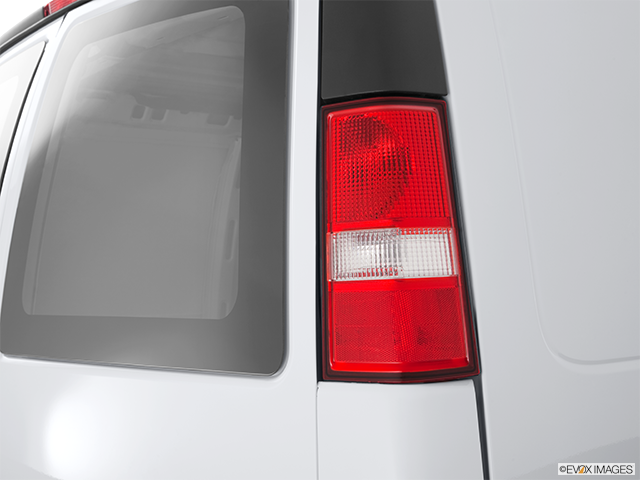 2012 Chevrolet Express Cargo Passenger Side Taillight