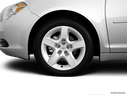 2012 Chevrolet Malibu Front Drivers side wheel at profile