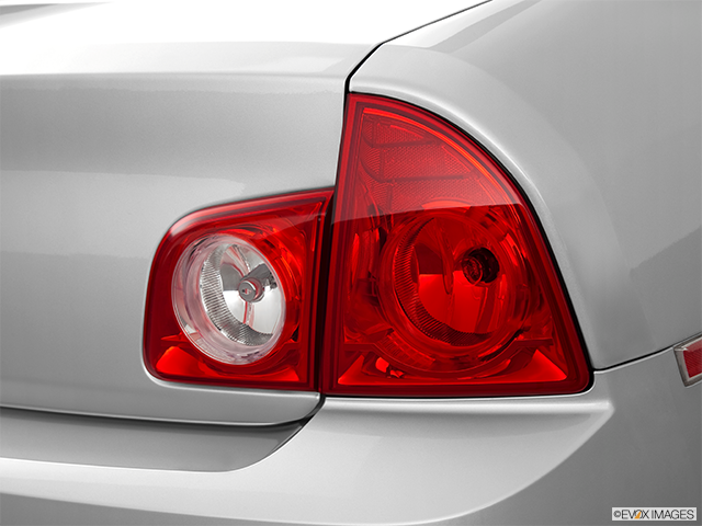 2012 Chevrolet Malibu Passenger Side Taillight