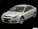 2012 Chevrolet Malibu Front angle view