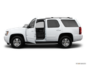 2012 Chevrolet Tahoe Driver's side profile with drivers side door open