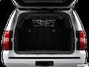 2012 Chevrolet Tahoe Trunk open