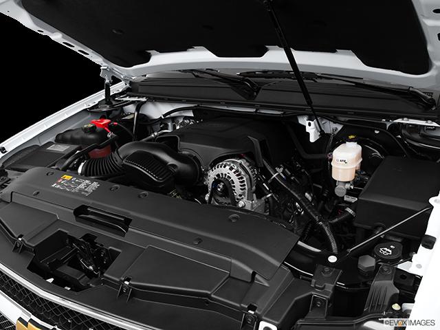2012 Chevrolet Tahoe Engine