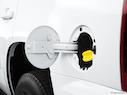 2012 Chevrolet Tahoe Gas cap open