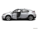 2012 Chevrolet Volt Driver's side profile with drivers side door open