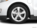 2012 Chevrolet Volt Front Drivers side wheel at profile