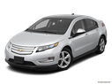 2012 Chevrolet Volt Front angle view