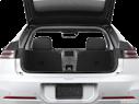 2012 Chevrolet Volt Trunk open
