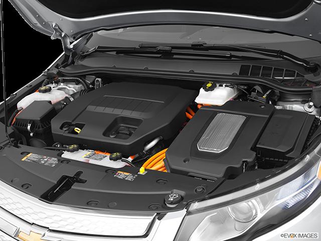 2012 Chevrolet Volt Engine