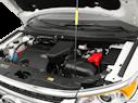 2012 Ford Edge Engine