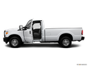 2012 Ford F-250 Super Duty Driver's side profile with drivers side door open