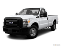 2012 Ford F-250 Super Duty Front angle medium view
