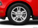 2012 Ford Mustang Front Drivers side wheel at profile