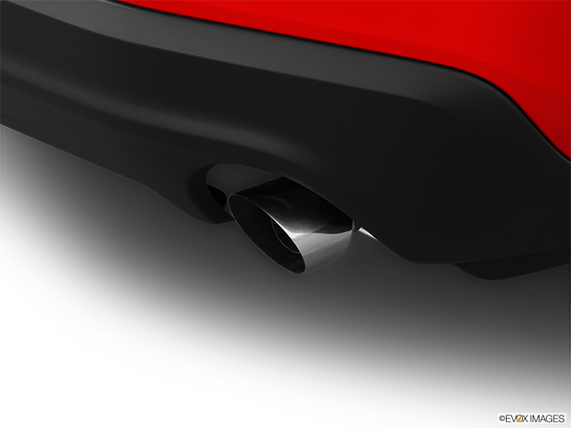 2012 Ford Mustang Chrome tip exhaust pipe