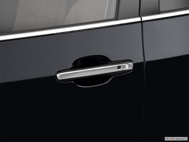 2012 Hyundai Equus Drivers Side Door handle