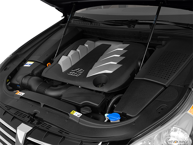 2012 Hyundai Equus Engine