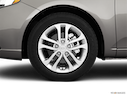 2012 Kia Forte Front Drivers side wheel at profile