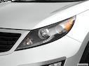 2012 Kia Sportage Drivers Side Headlight