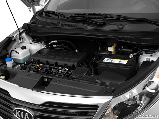 2012 Kia Sportage Engine