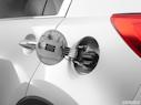 2012 Kia Sportage Gas cap open